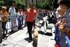 Exhibición de perros lazarillo de la Once