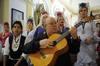La Feria de Mayo de Torrevieja se vuelca con su tradicional misa rociera