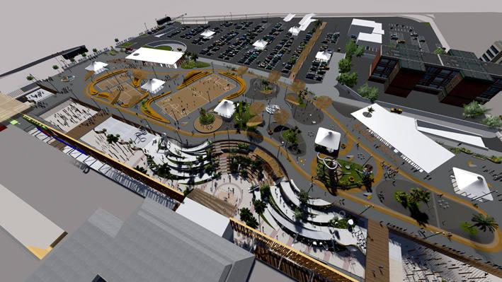 Nuevo centro comercial Gran Turia