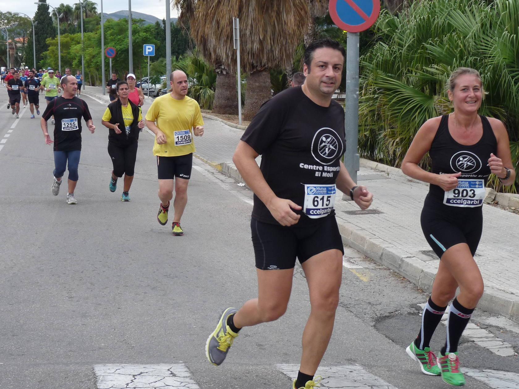 Media Maratón de Gandia
