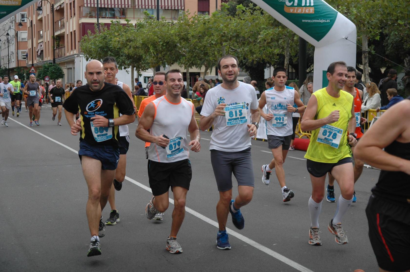 Media Maratón de Alzira