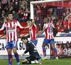 Sporting 1 - Levante 1