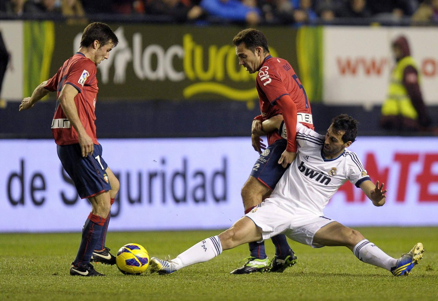 Osasuna-Real Madrid (Liga)