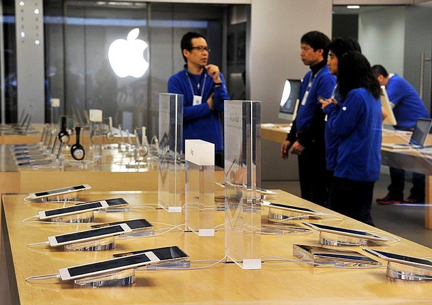 El nuevo iPad sale a la venta