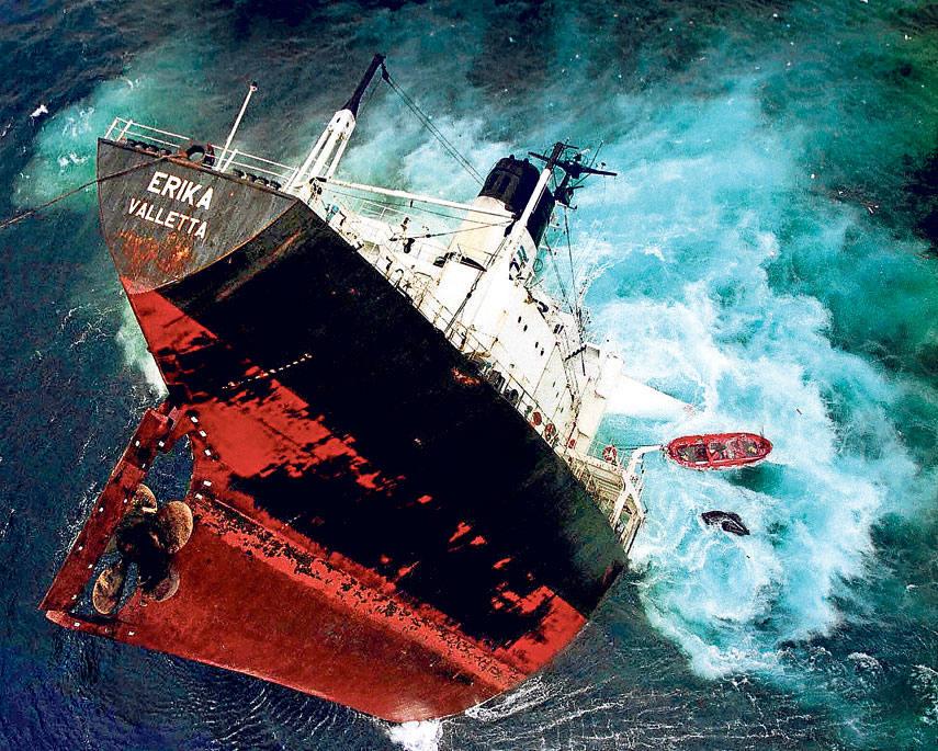Los grandes naufragios de la historia
