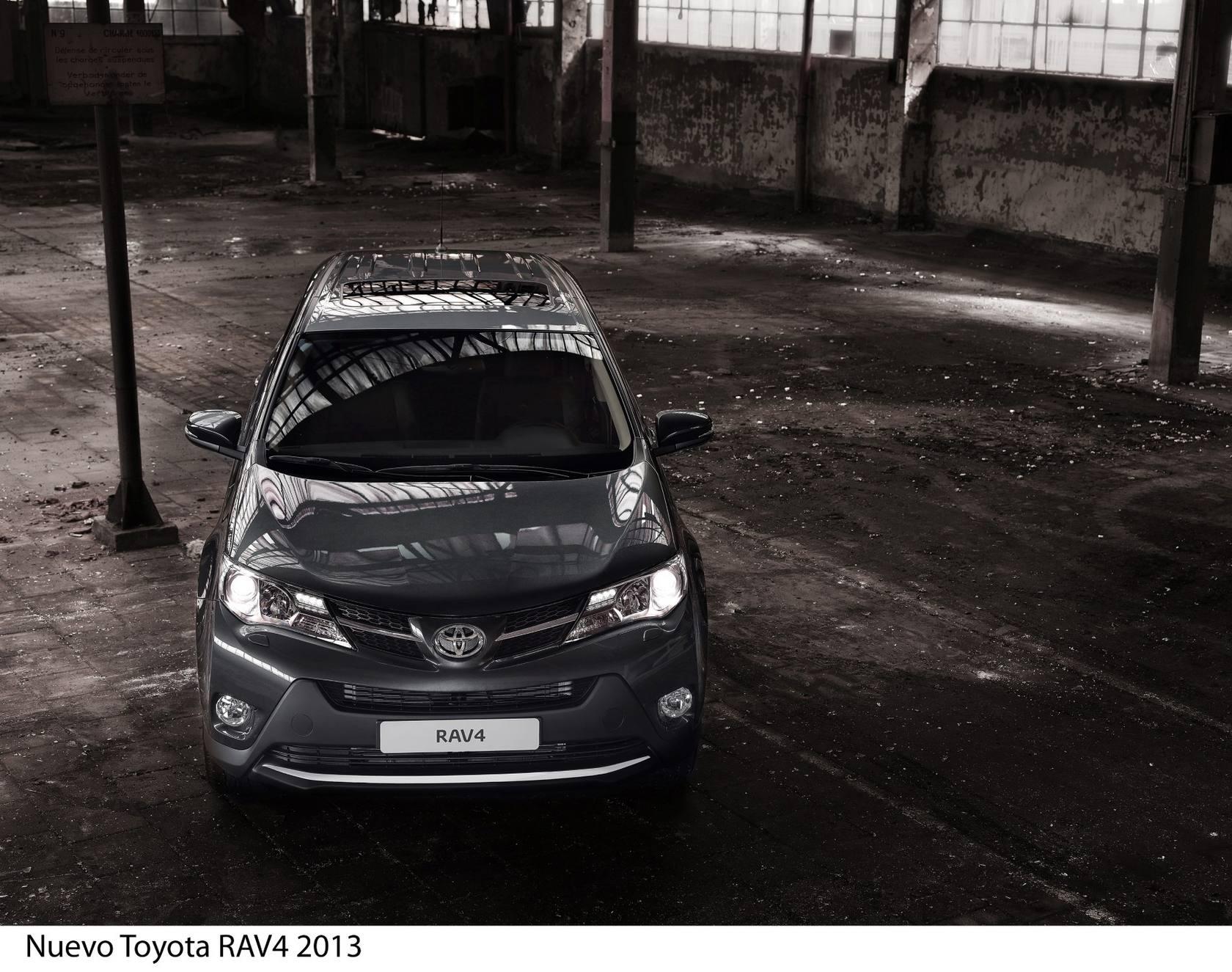 Nuevo Toyota RAV4