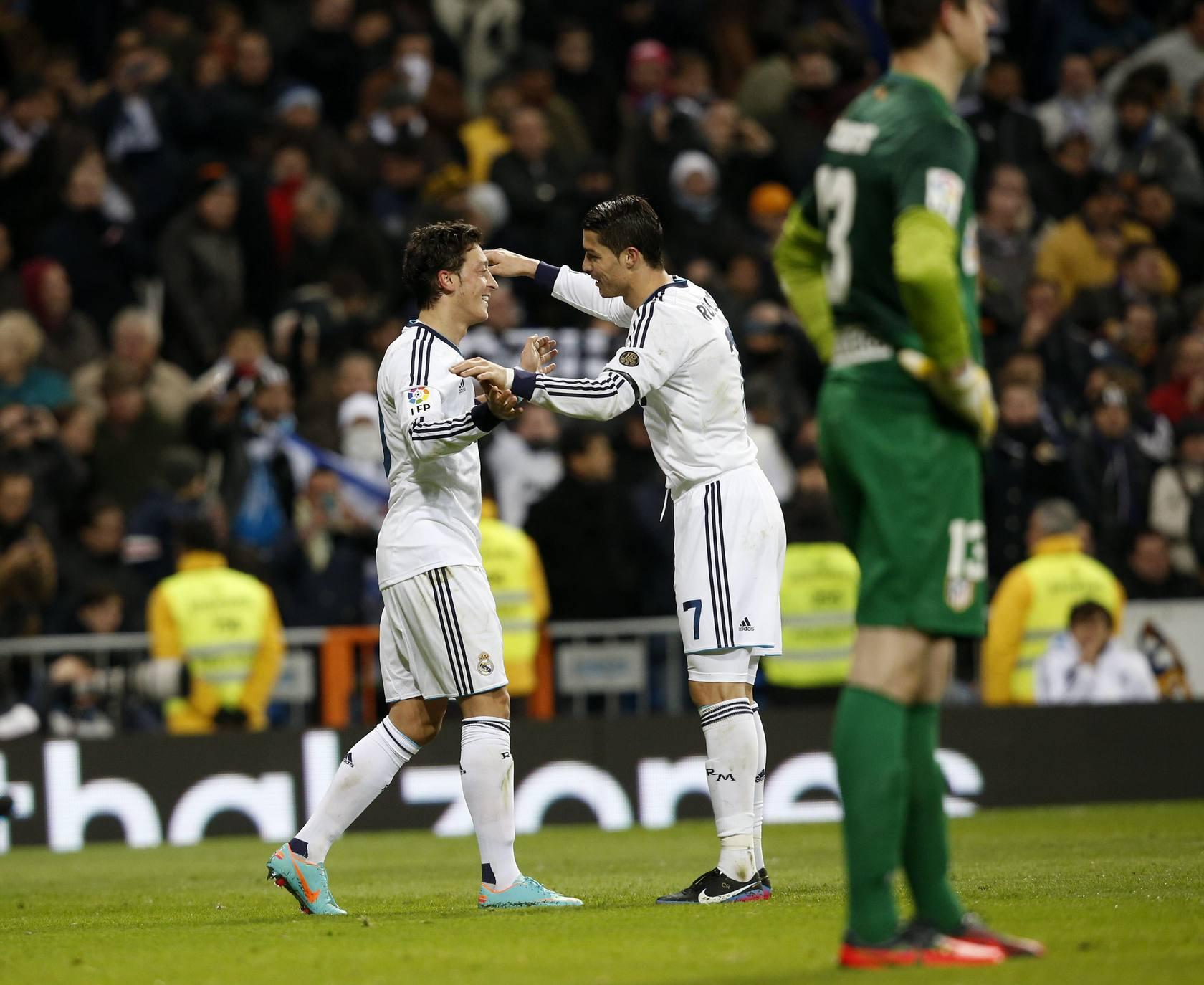 El Real Madrid vuelve a llevarse el derbi