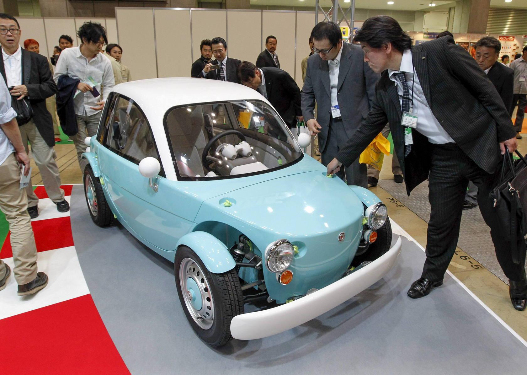 Feria Internacional del Juguete de Tokio 2012