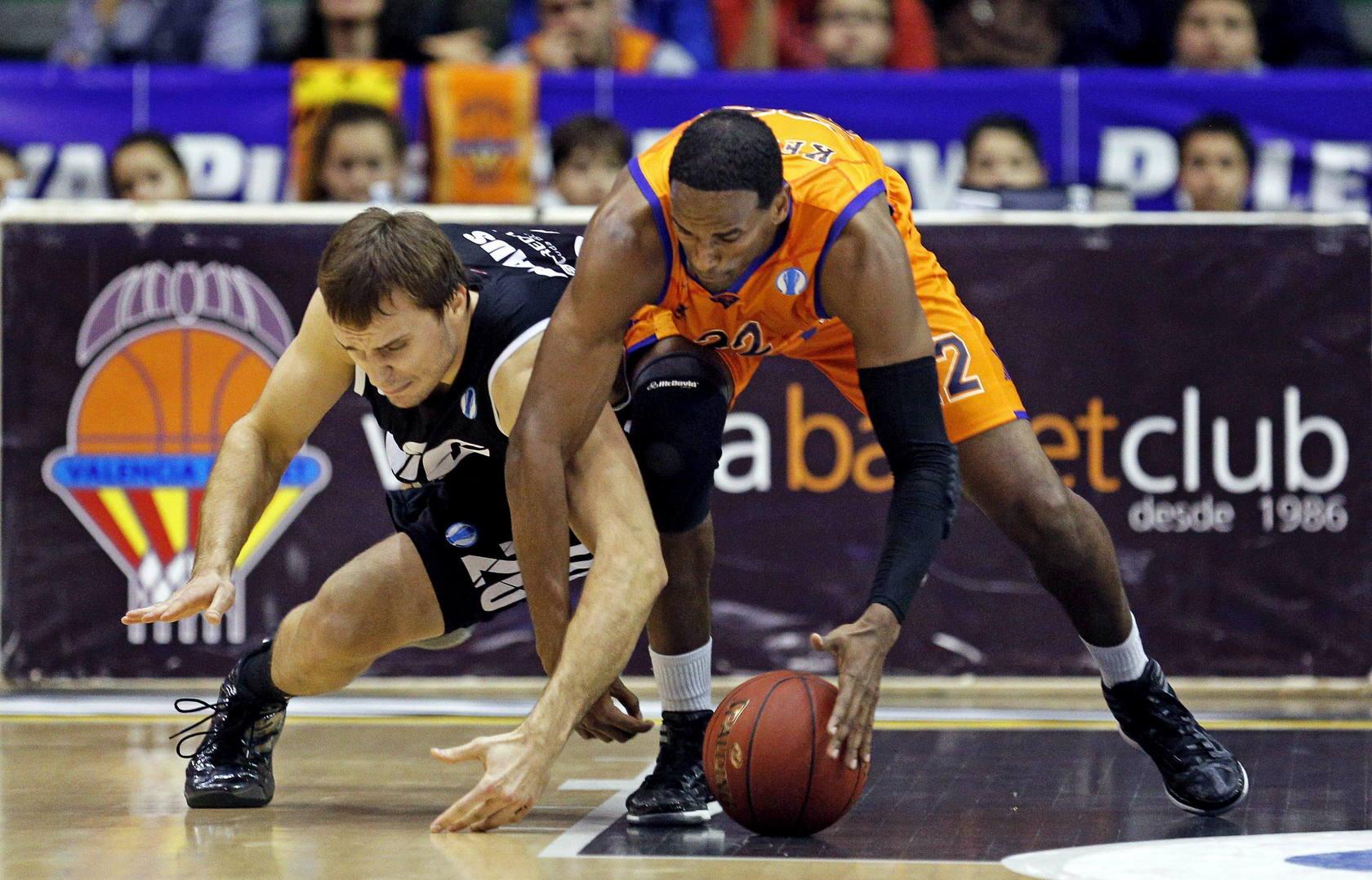 Valencia Basket-VEF Riga