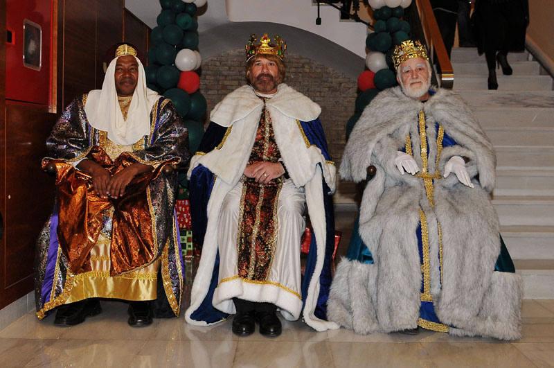 Cabalgata de Reyes en Ribarroja