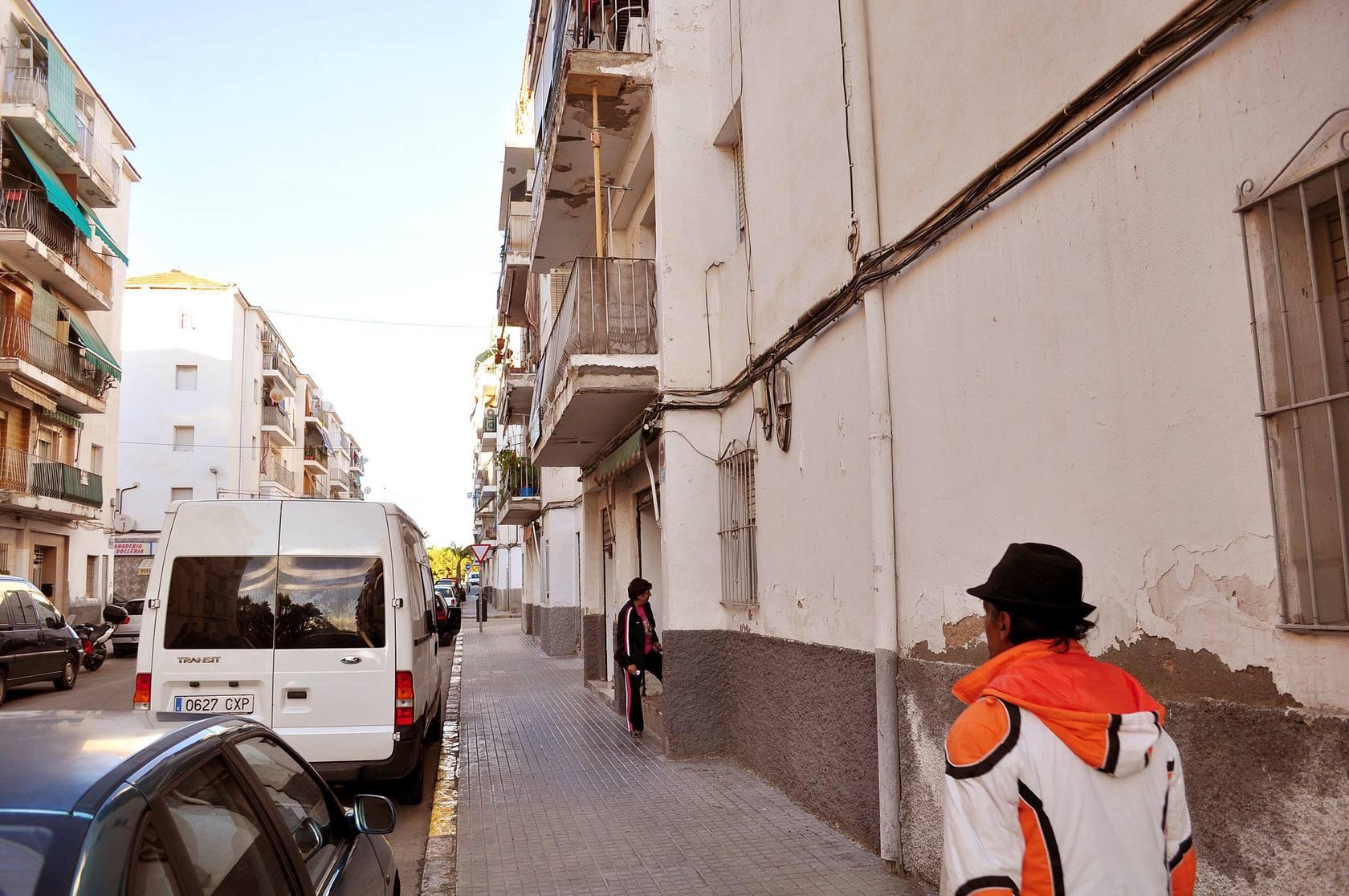 Rehabilitación del barrio de San Antón