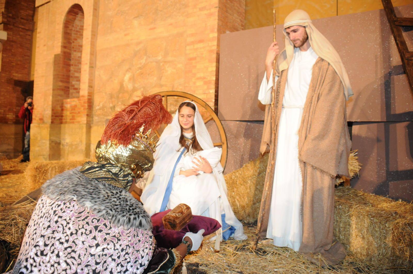 Cabalgata de los Reyes Magos en Torrevieja