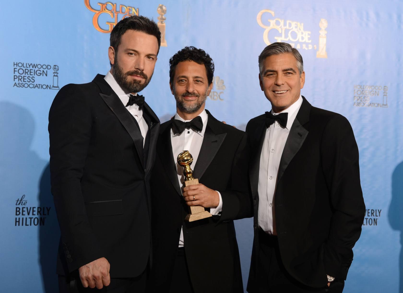 Los ganadores de los Globos de Oro