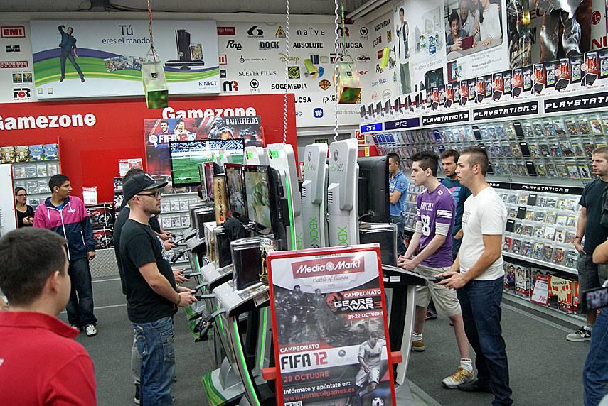 Torneo 'Gears of War 3', Battle of Games 2011