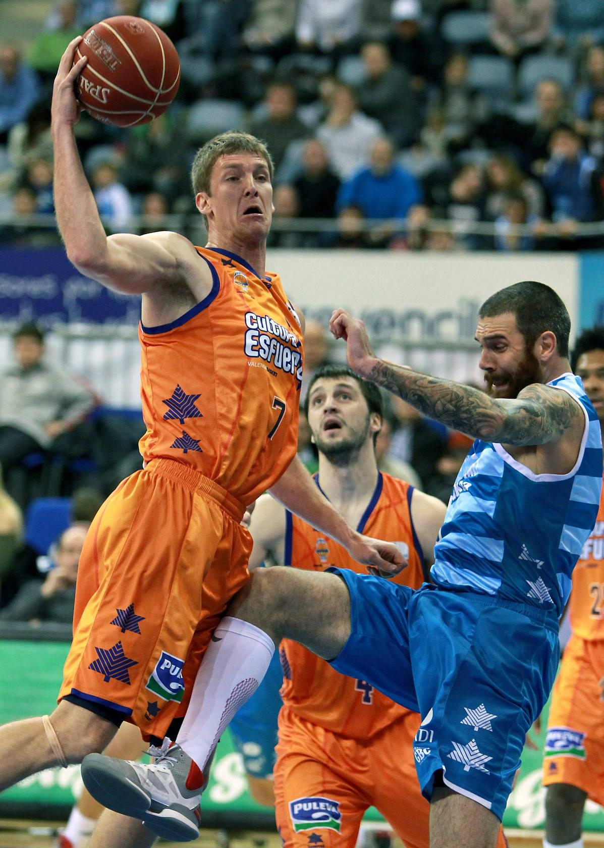 Lagun Aro-Valencia Basket