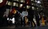 Protesta de la CGT por el ERE de la CAM