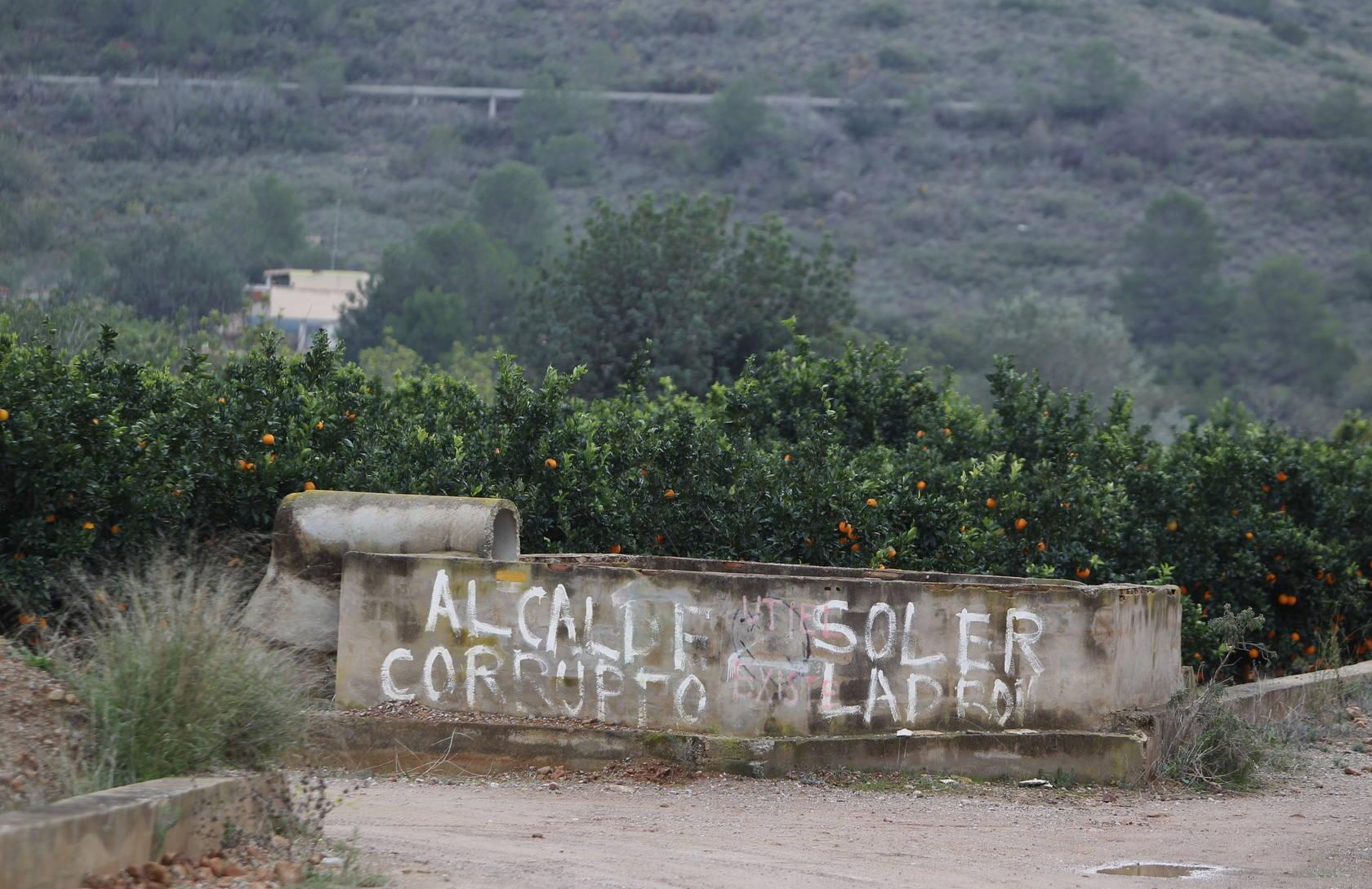 El proyecto fallido del Valencia en Porchinos