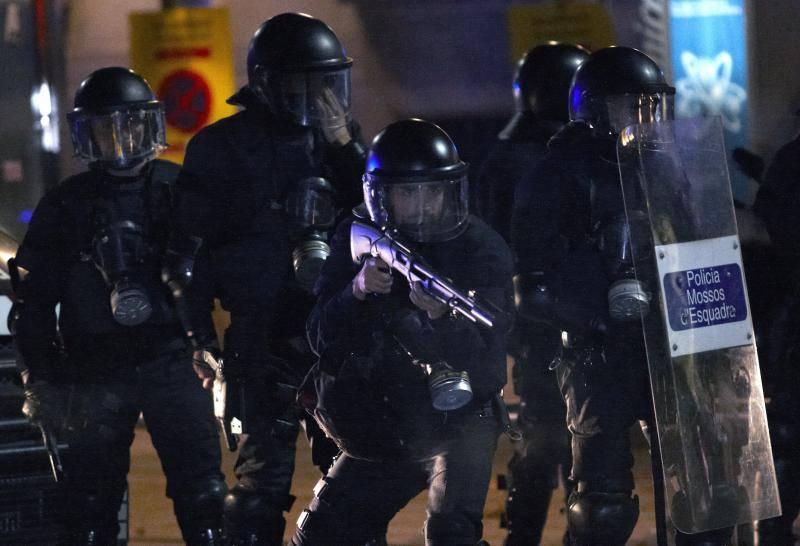 Las manifestaciones recorren España