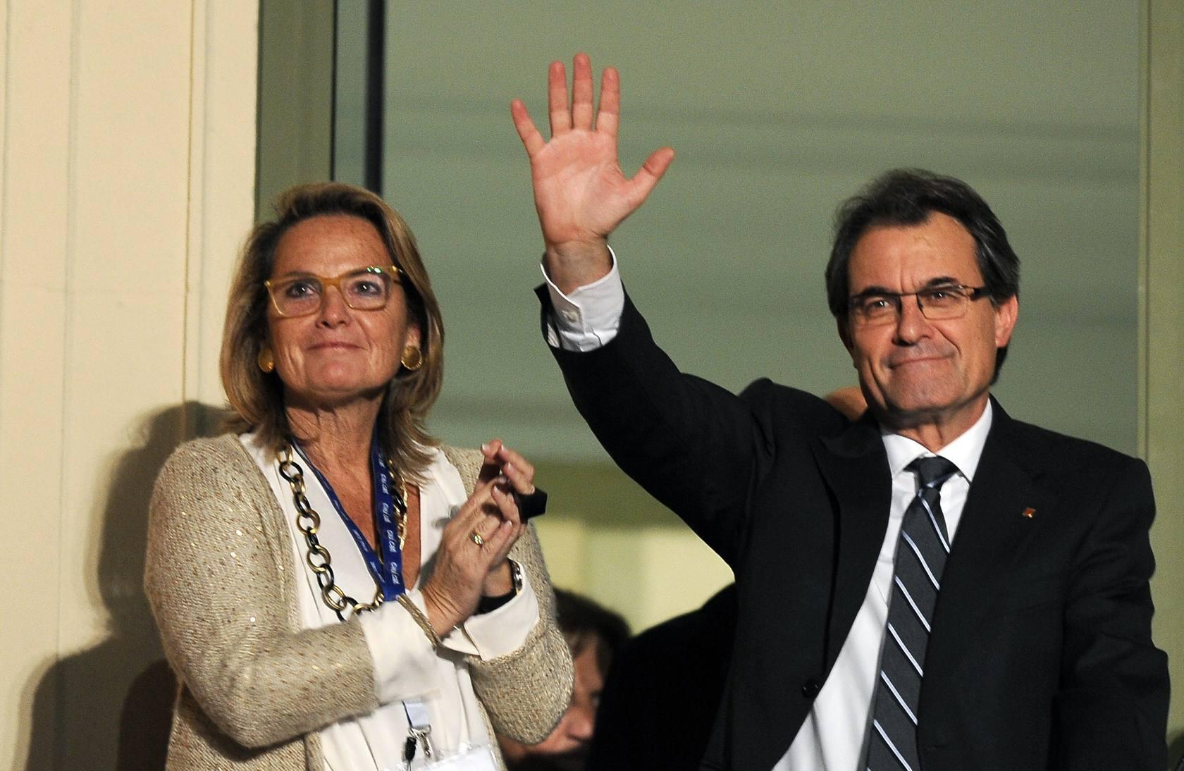Los partidos catalanes valoran los resultados electorales