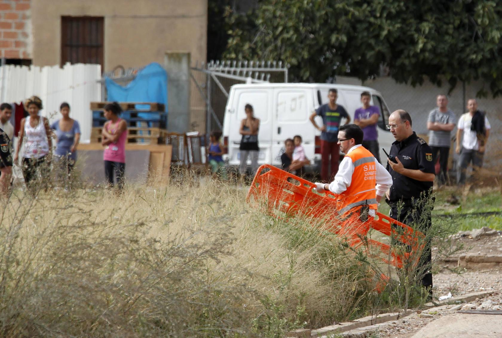 Dos heridos en una reyerta en Malilla
