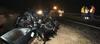 Dos fallecidos al ser arrollado su vehículo por un camión en Elche