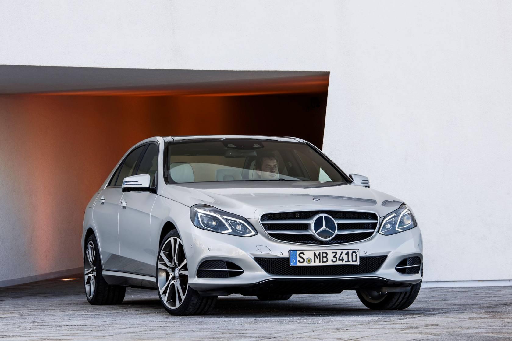 Nuevo Mercedes Clase E