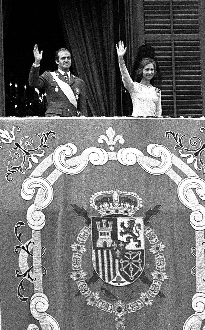 75 años al servicio de España