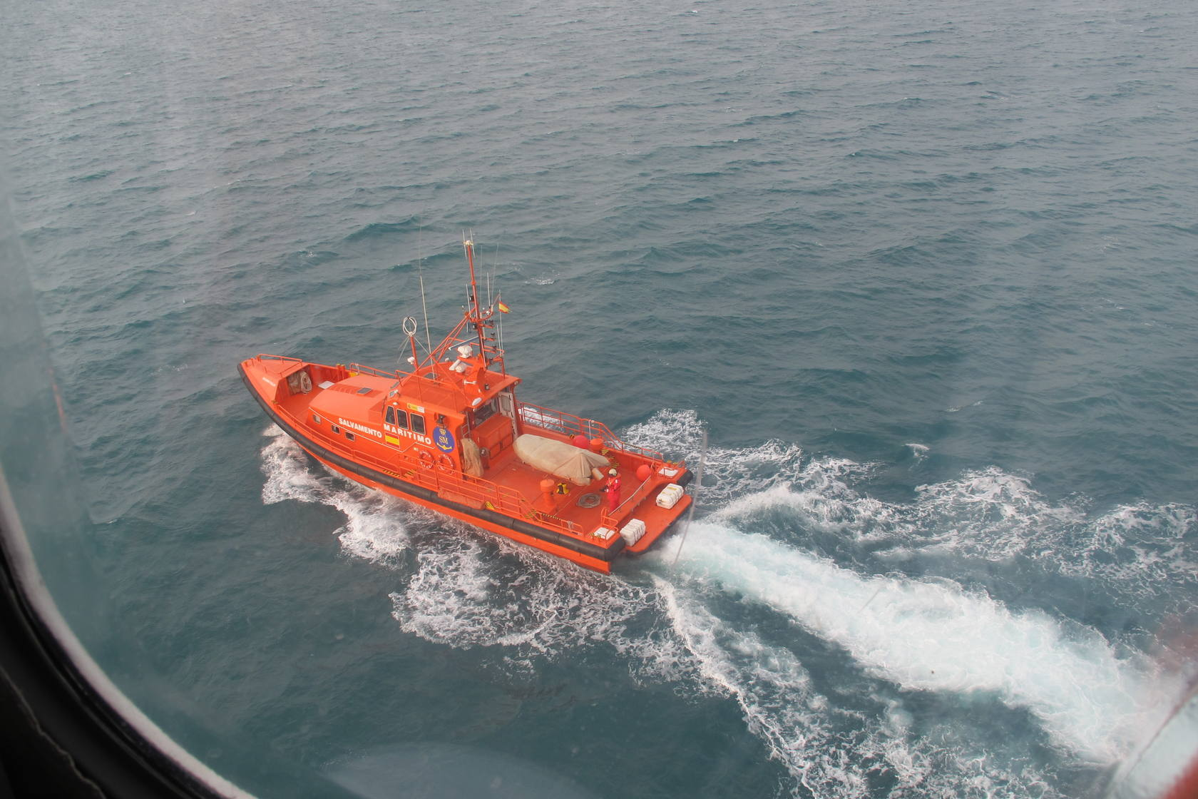 Al rescate con Salvamento Marítimo