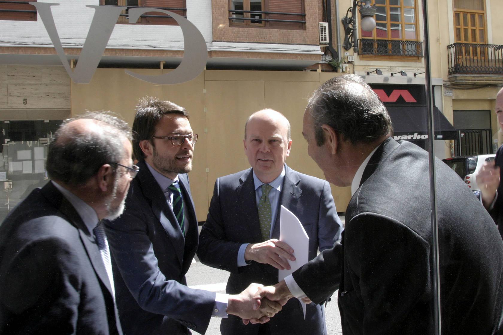 Asamblea de la SGR en Valencia