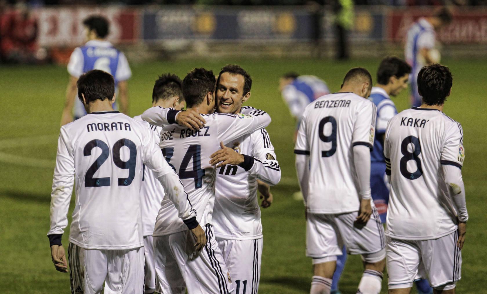 Las mejores imágenes del Alcoyano-Real Madrid